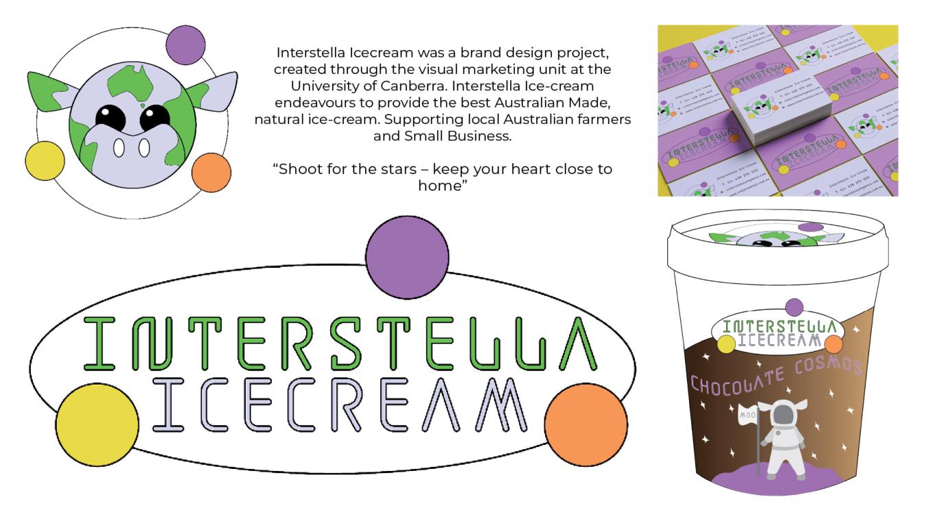 Interstella Ice Cream
