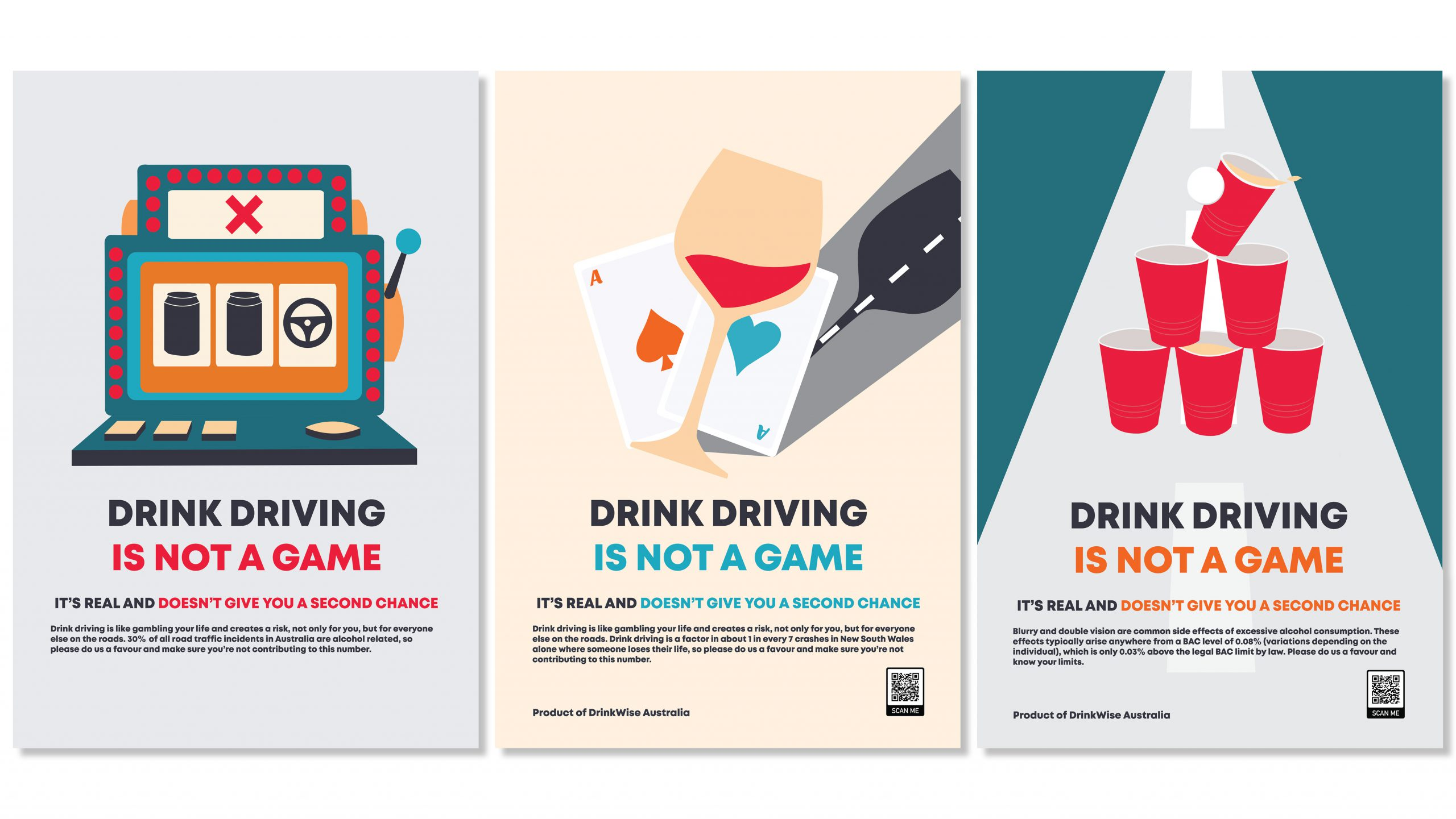 Anti-Drink Driving Social Marketing Campaign