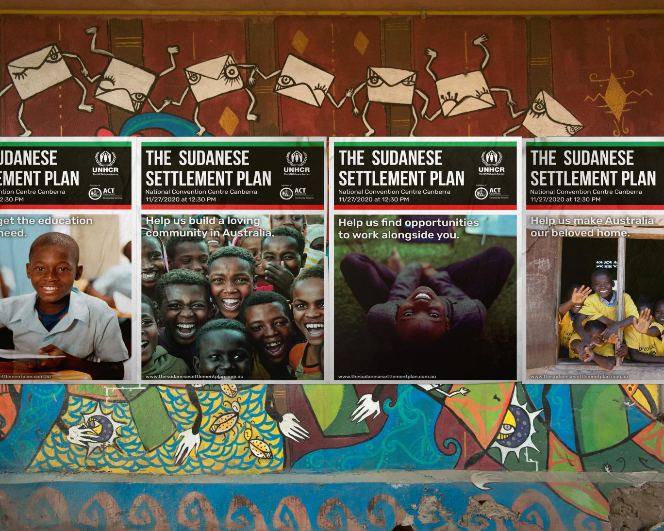 The Sudanese Settlement Plan
