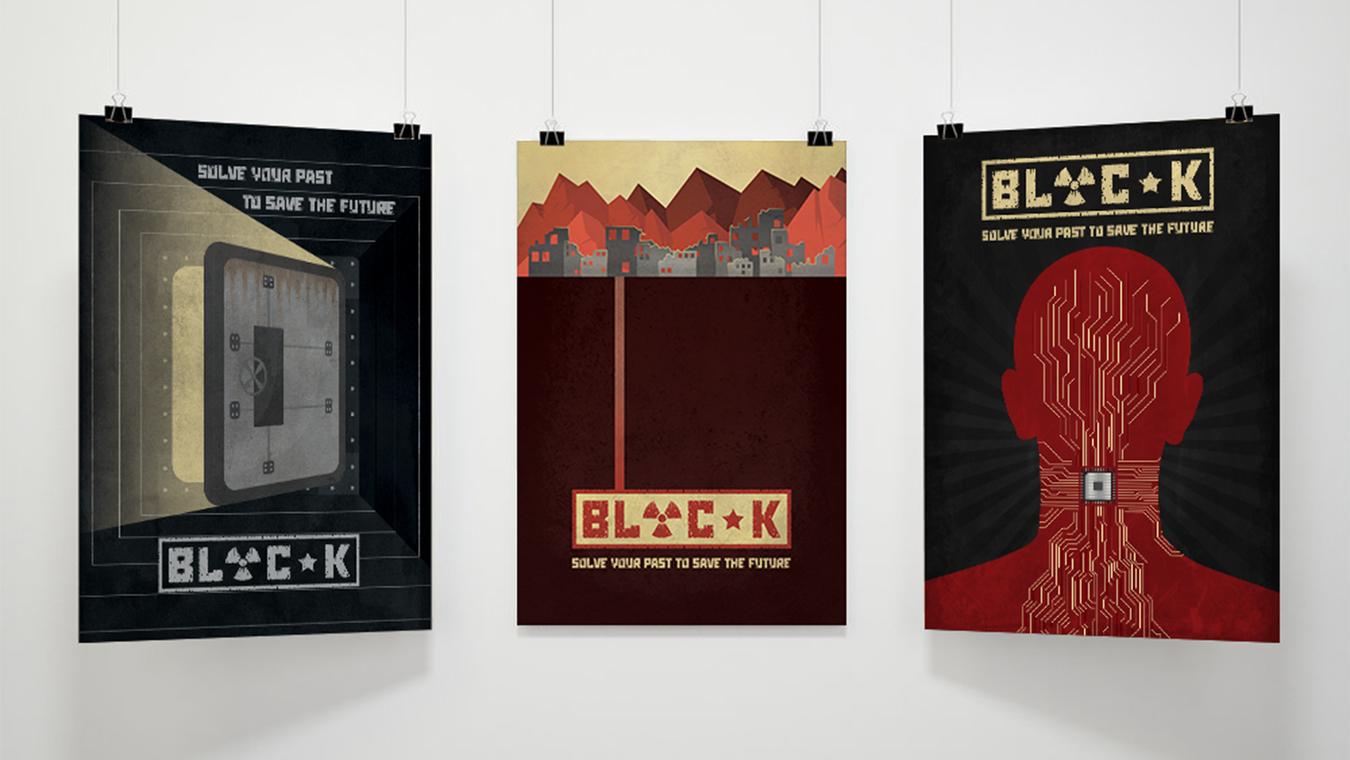Bloc-K Poster Designs