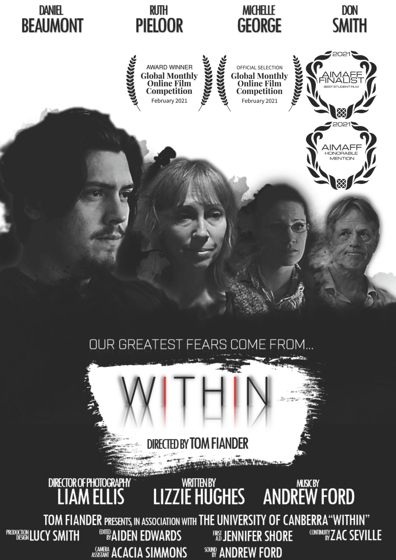 'Within' - Directed by Tom Fiander