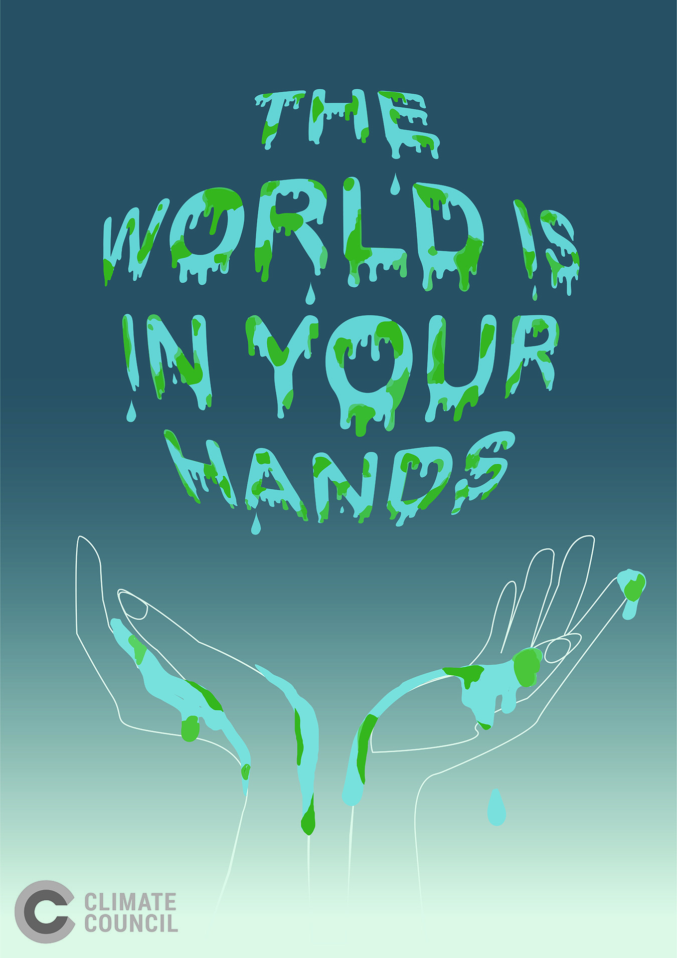 In Your Hands Poster