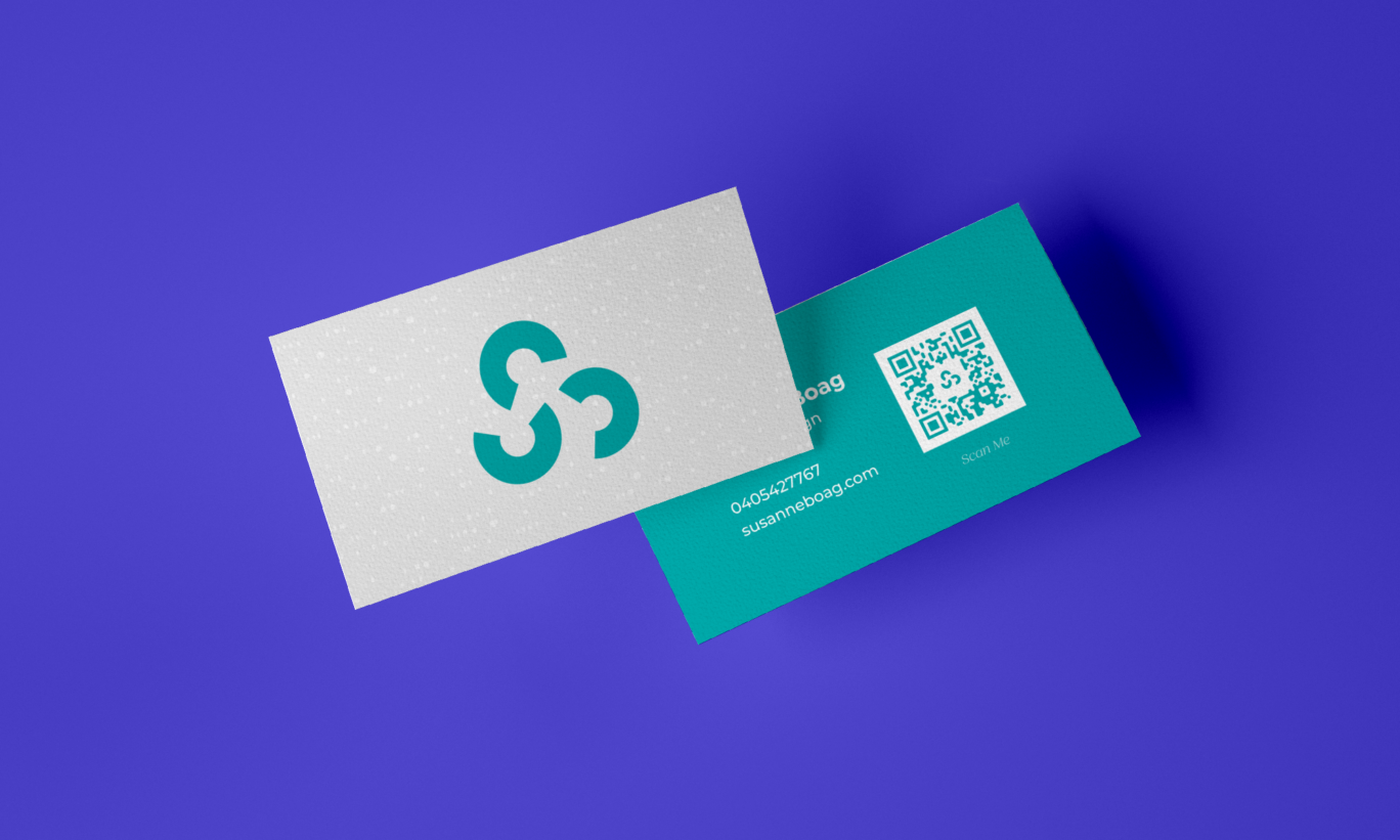 Personal Brand Business Cards