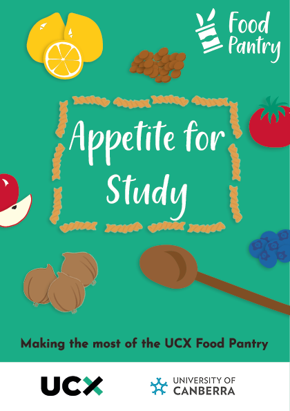 Appetite for study cookbook